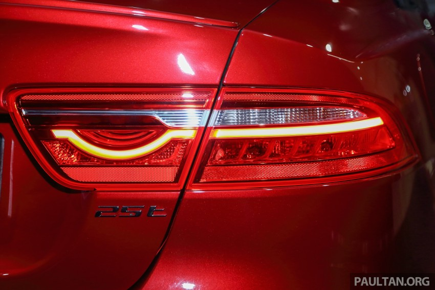 Jaguar XE debuts in Malaysia – 2.0, 3.0, from RM341k Image #435415