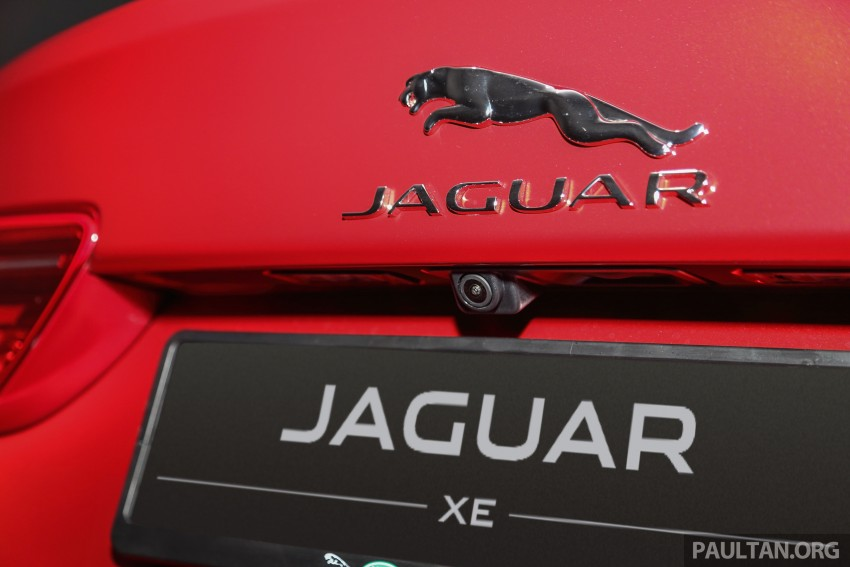 Jaguar XE debuts in Malaysia – 2.0, 3.0, from RM341k Image #435421