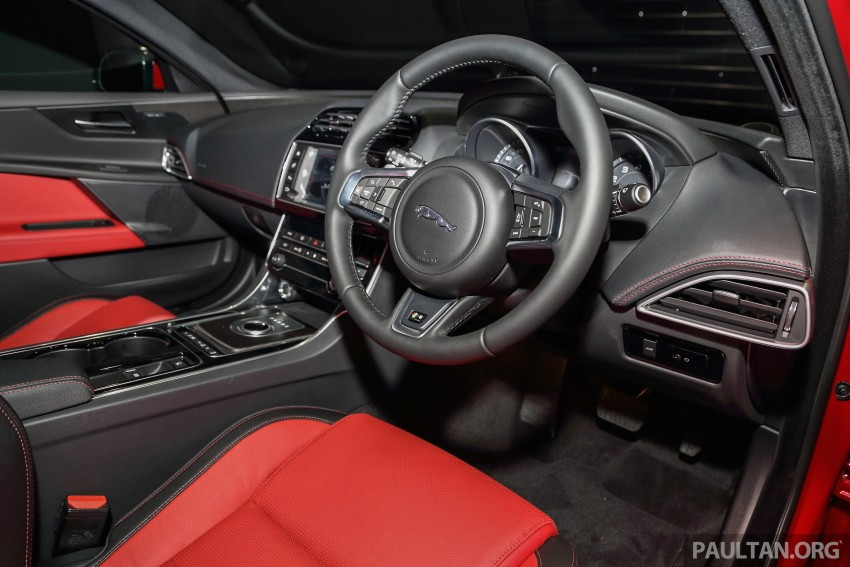 Jaguar XE debuts in Malaysia – 2.0, 3.0, from RM341k Image #435427
