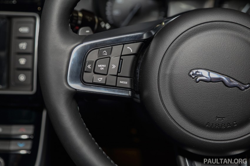 Jaguar XE debuts in Malaysia – 2.0, 3.0, from RM341k Image #435450