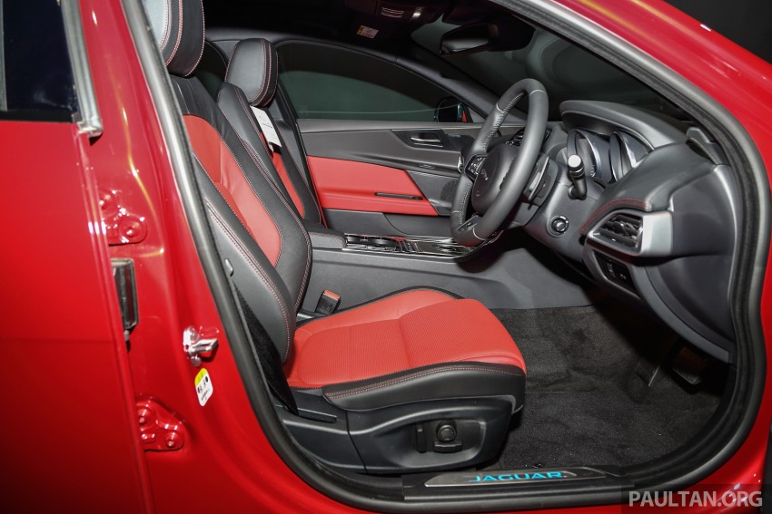 Jaguar XE debuts in Malaysia – 2.0, 3.0, from RM341k Image #435477