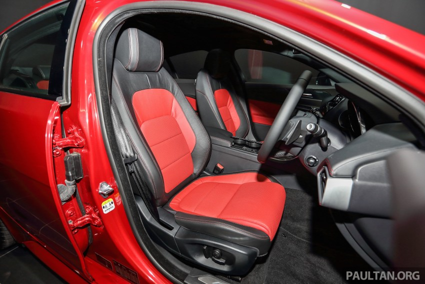 Jaguar XE debuts in Malaysia – 2.0, 3.0, from RM341k Image #435478