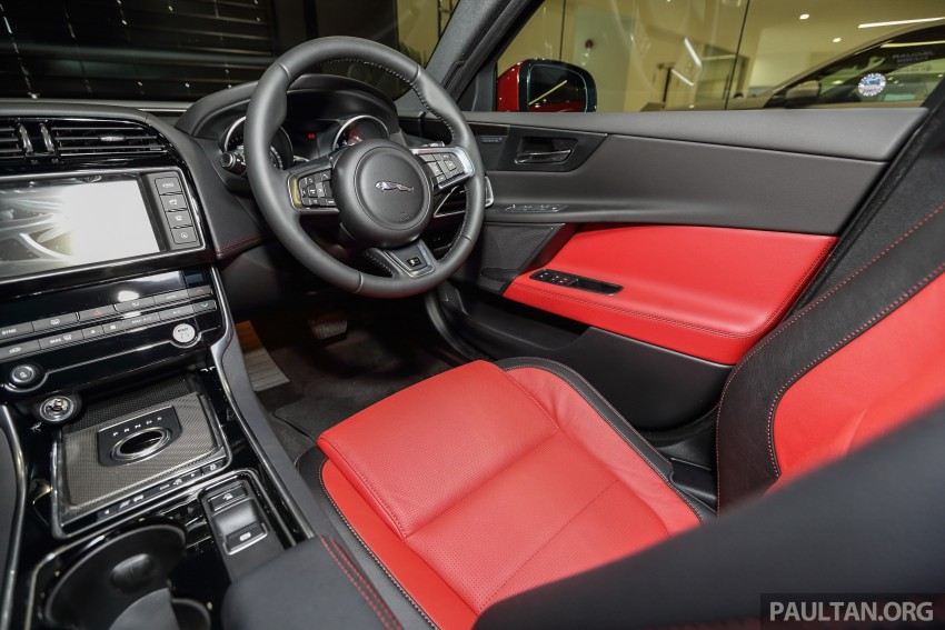 Jaguar XE debuts in Malaysia – 2.0, 3.0, from RM341k Image #435497