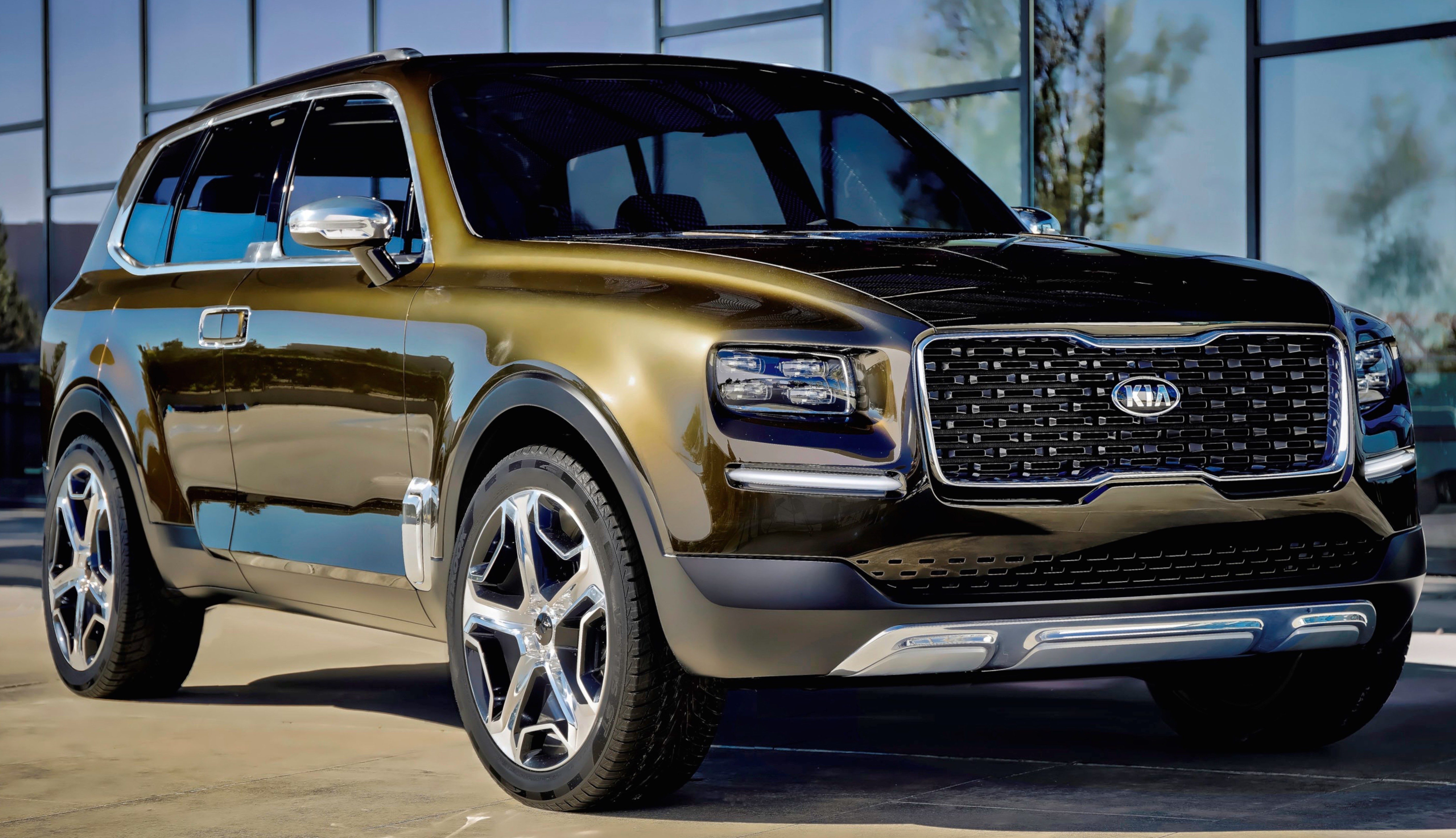 2018 kia telluride. Beautiful Telluride With 2018 Kia Telluride