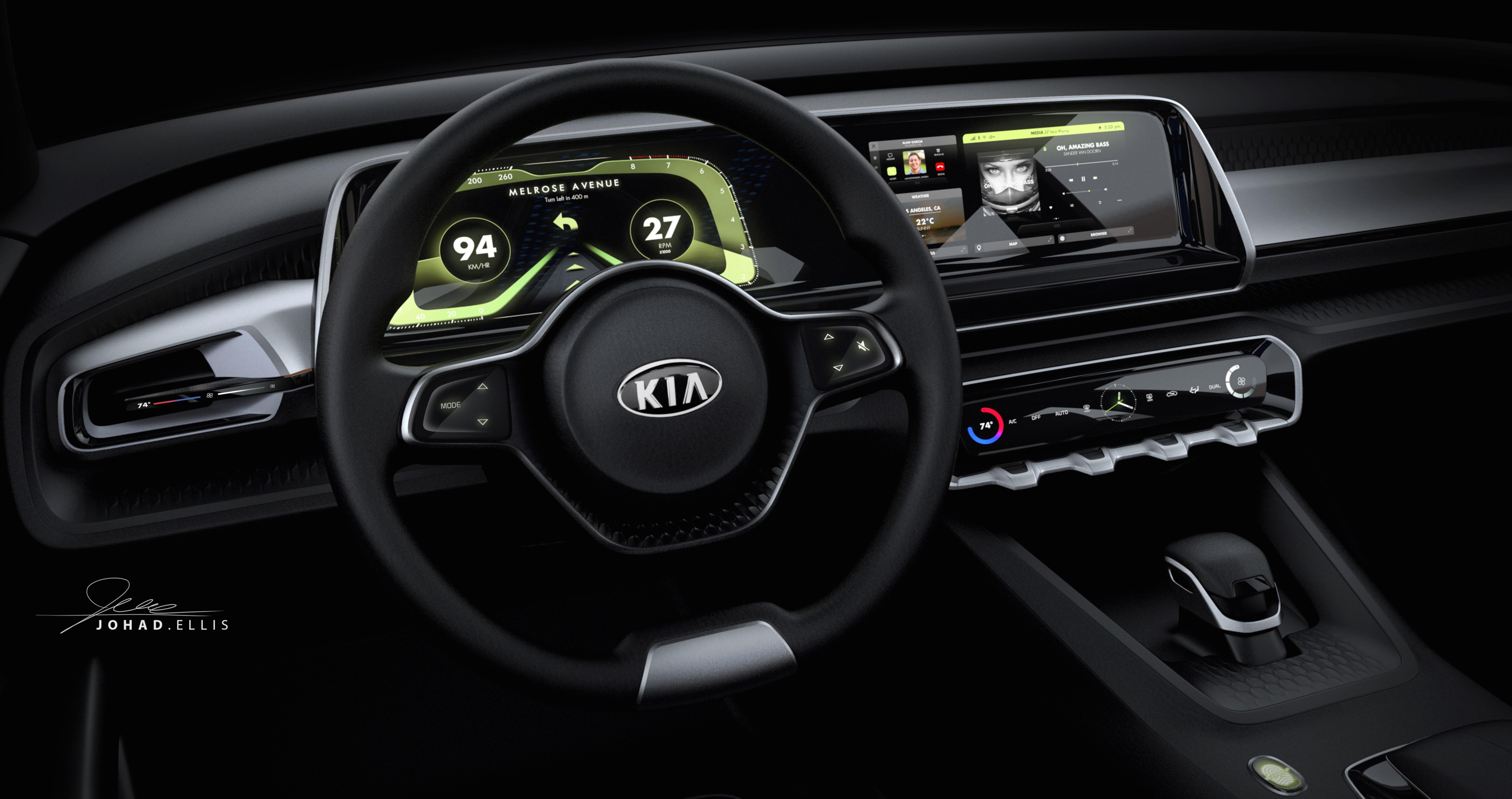 Kia Telluride concept previews premium 7-seat SUV Paul Tan ...