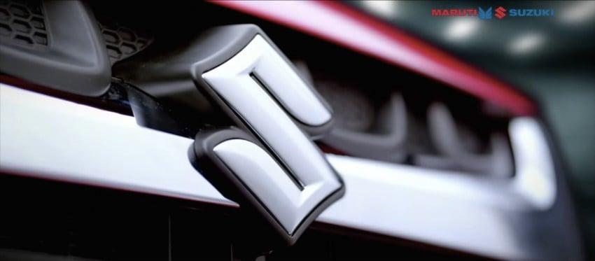 VIDEO: Maruti Suzuki Vitara Brezza teaser bares it all Image #433087