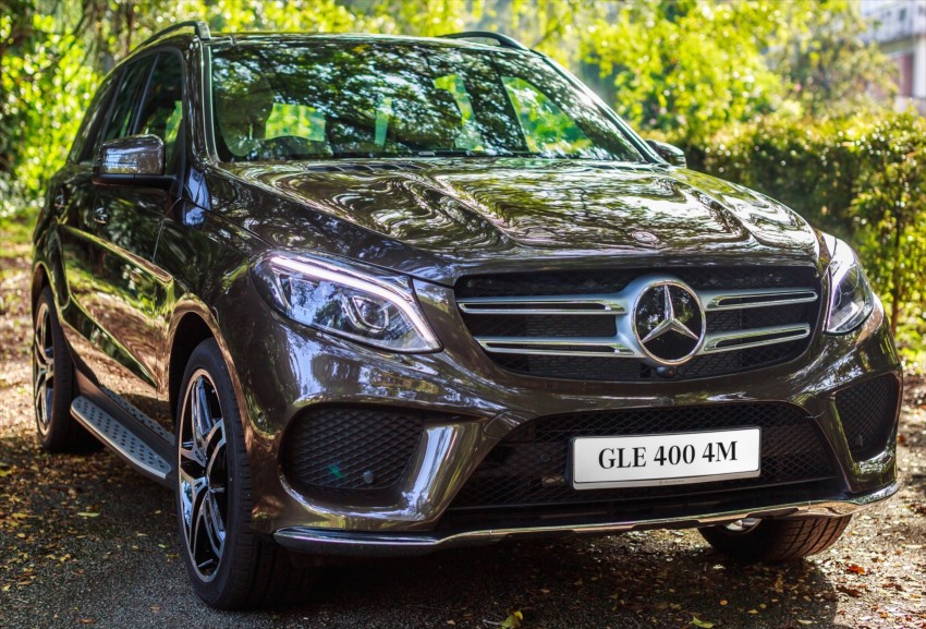 Mercedes-Benz GLE 400, GLE 250 d debut in Malaysia Image #428532