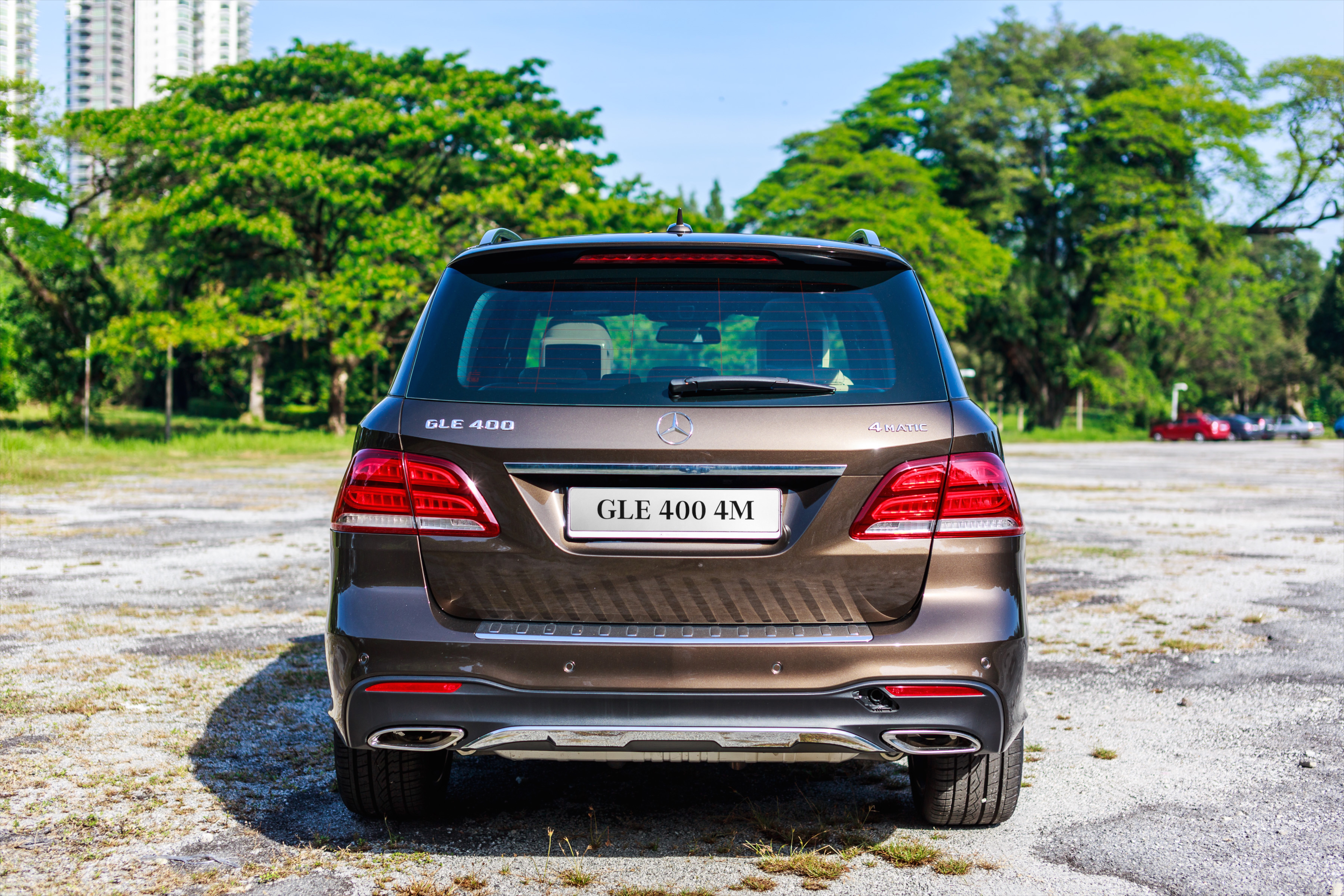 mercedes benz gle 400 gle 250 d debut in malaysia image 428538. Black Bedroom Furniture Sets. Home Design Ideas