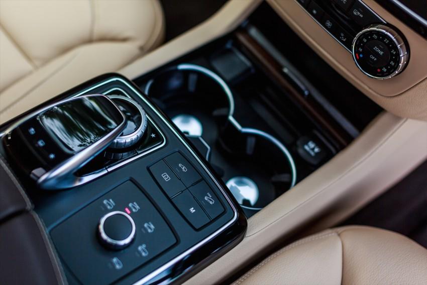 Mercedes-Benz GLE 250 d, GLE 400 4Matic telah dilancarkan di Malaysia – 3.0L V6, harga dari RM487k Image #429910