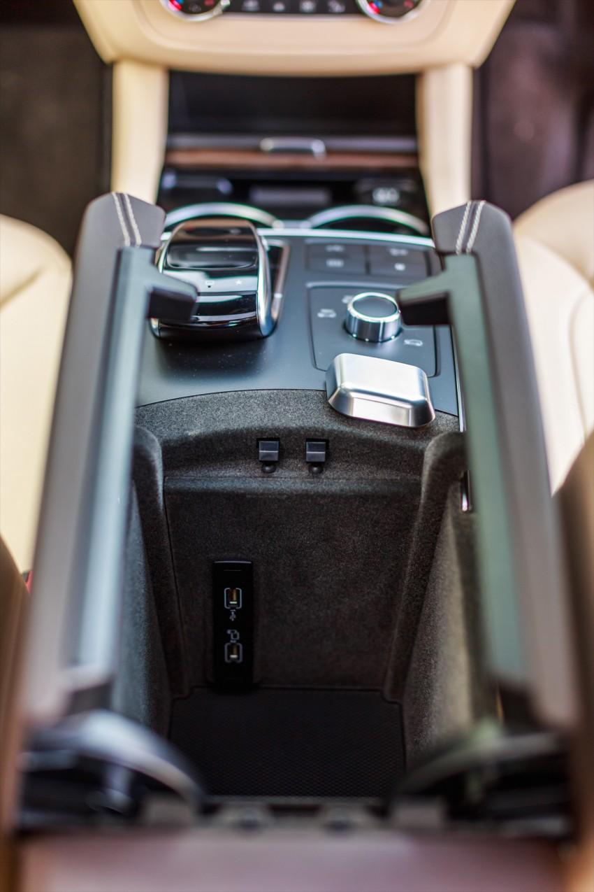Mercedes-Benz GLE 250 d, GLE 400 4Matic telah dilancarkan di Malaysia – 3.0L V6, harga dari RM487k Image #429919