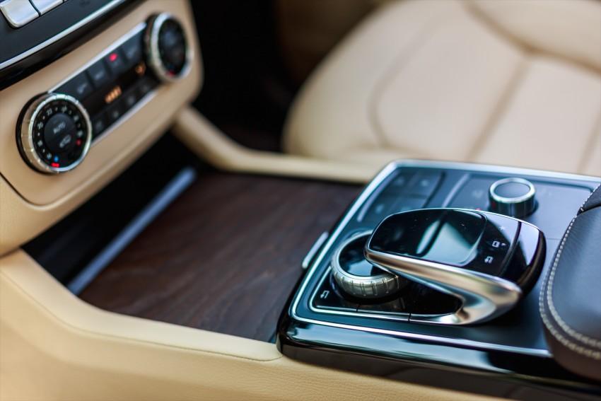 Mercedes-Benz GLE 250 d, GLE 400 4Matic telah dilancarkan di Malaysia – 3.0L V6, harga dari RM487k Image #429927
