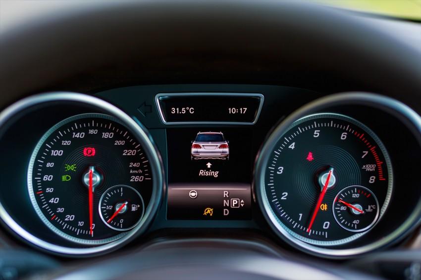 Mercedes-Benz GLE 250 d, GLE 400 4Matic telah dilancarkan di Malaysia – 3.0L V6, harga dari RM487k Image #429930