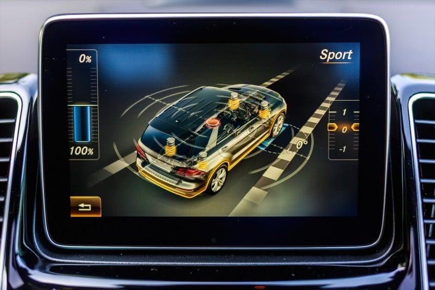 Mercedes-Benz GLE 250 d, GLE 400 4Matic telah dilancarkan di Malaysia – 3.0L V6, harga dari RM487k Image #429931