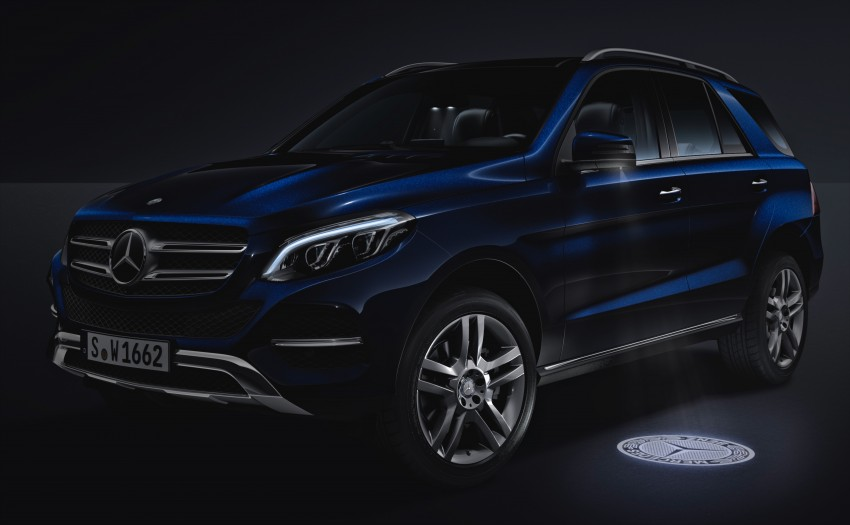 Mercedes-Benz GLE 400, GLE 250 d debut in Malaysia Image #428581