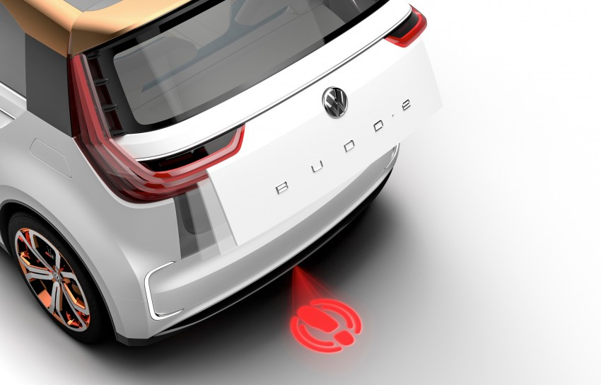 CES 2016: Volkswagen BUDD-e Concept – electric van is first on the Modular Electric Platform (MEB) Image #425444