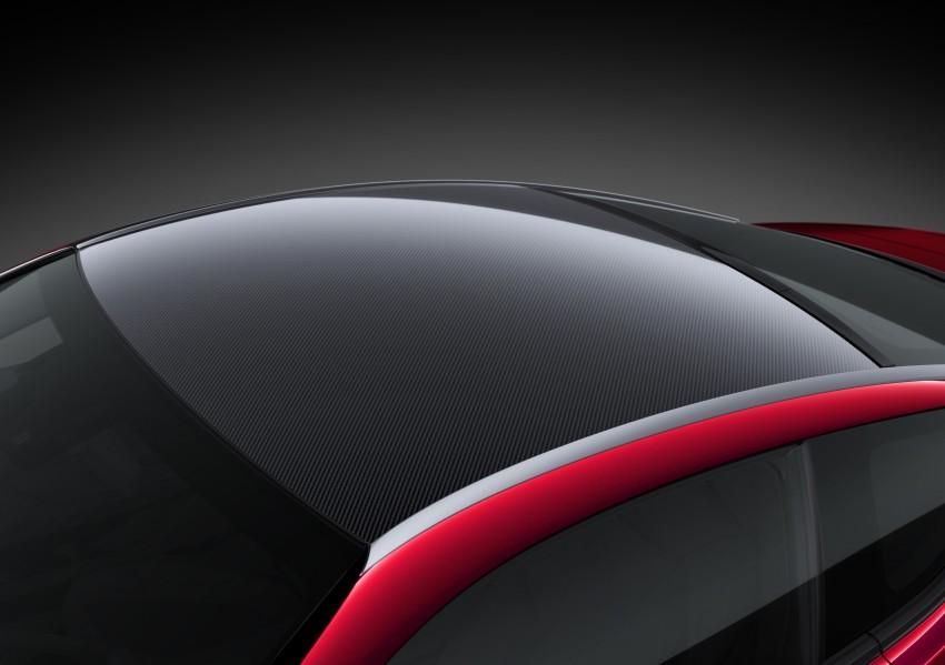 2017 Lexus LC 500 – a show car you can actually buy Image #427263
