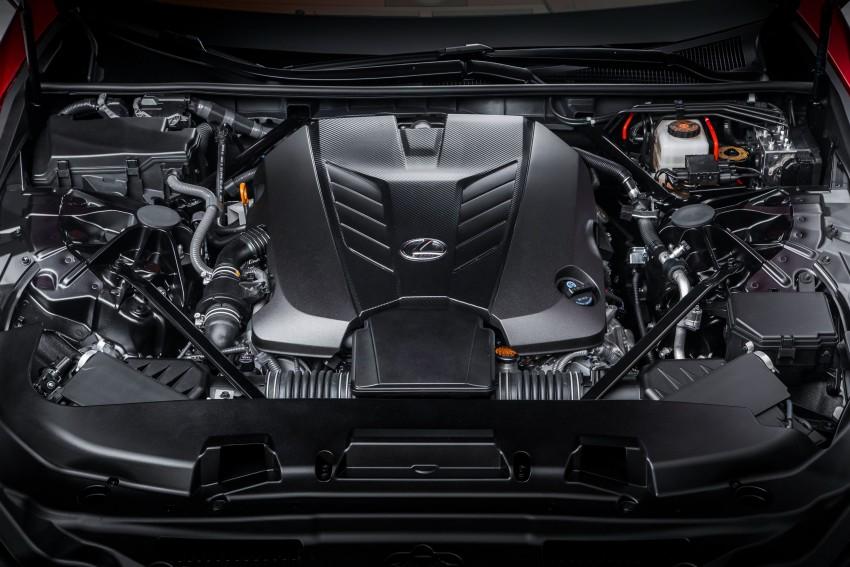 2017 Lexus LC 500 – a show car you can actually buy Image #427265