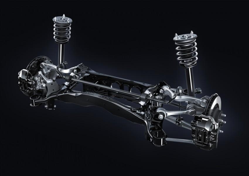 2017 Lexus LC 500 – a show car you can actually buy Image #427279