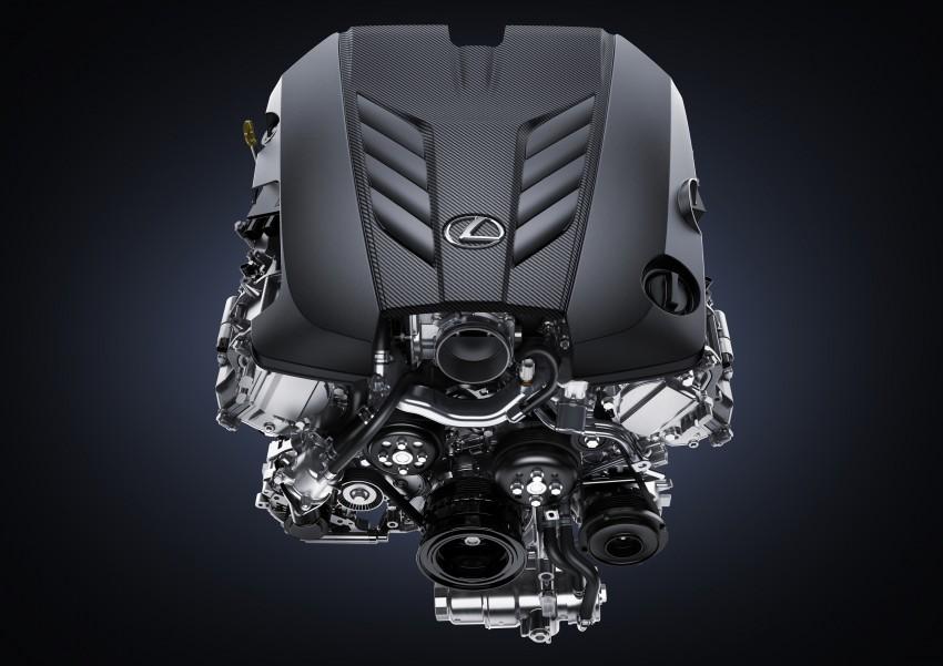 2017 Lexus LC 500 – a show car you can actually buy Image #427281