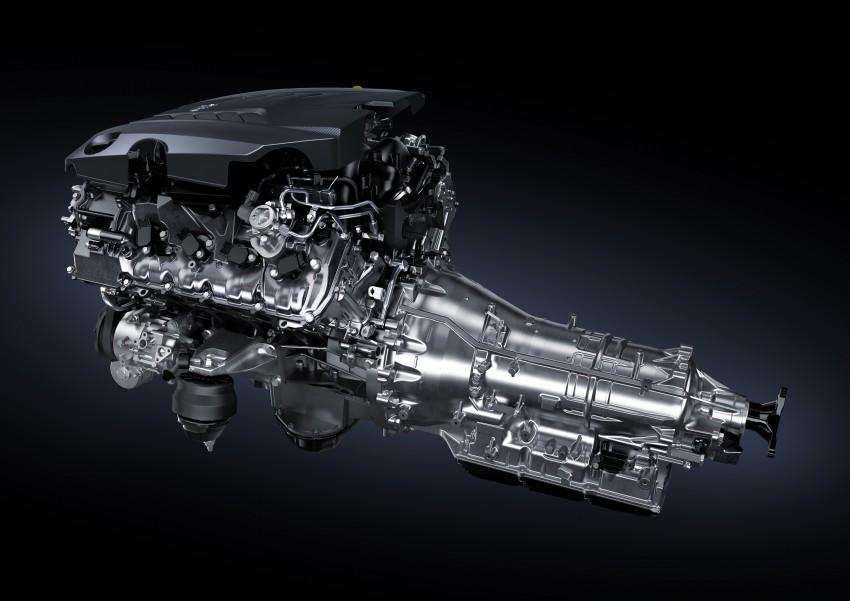 2017 Lexus LC 500 – a show car you can actually buy Image #427282