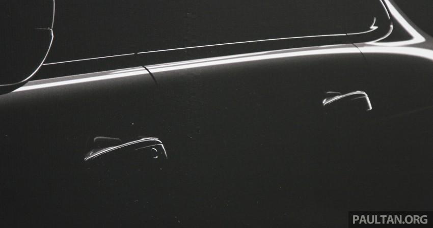 Proton Perdana akan menggunakan enjin 2.0L NE01 pada akhir 2017 – dengan transmisi CVT baharu Image #431013