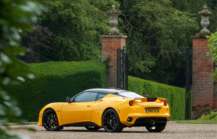 AD: Lotus Evora 400 Open Day on January 30 – test drive the fastest road car Lotus has ever built! Image #431502