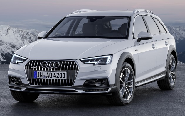 Avant Loan Reviews >> B9 Audi A4 allroad quattro is a go-anywhere A4 Avant