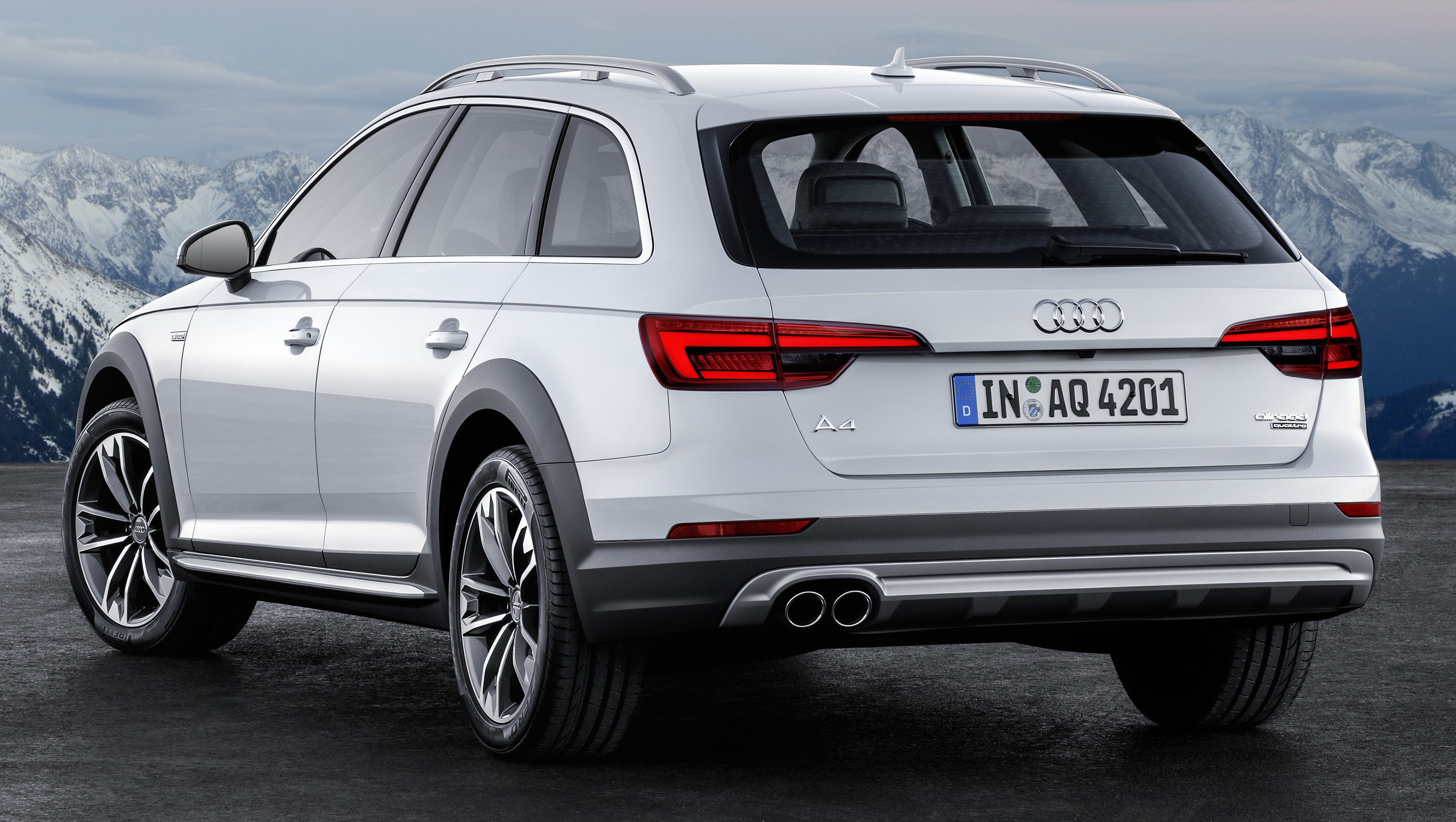 B9 Audi A4 Allroad Quattro Is A Go Anywhere A4 Avant Paul