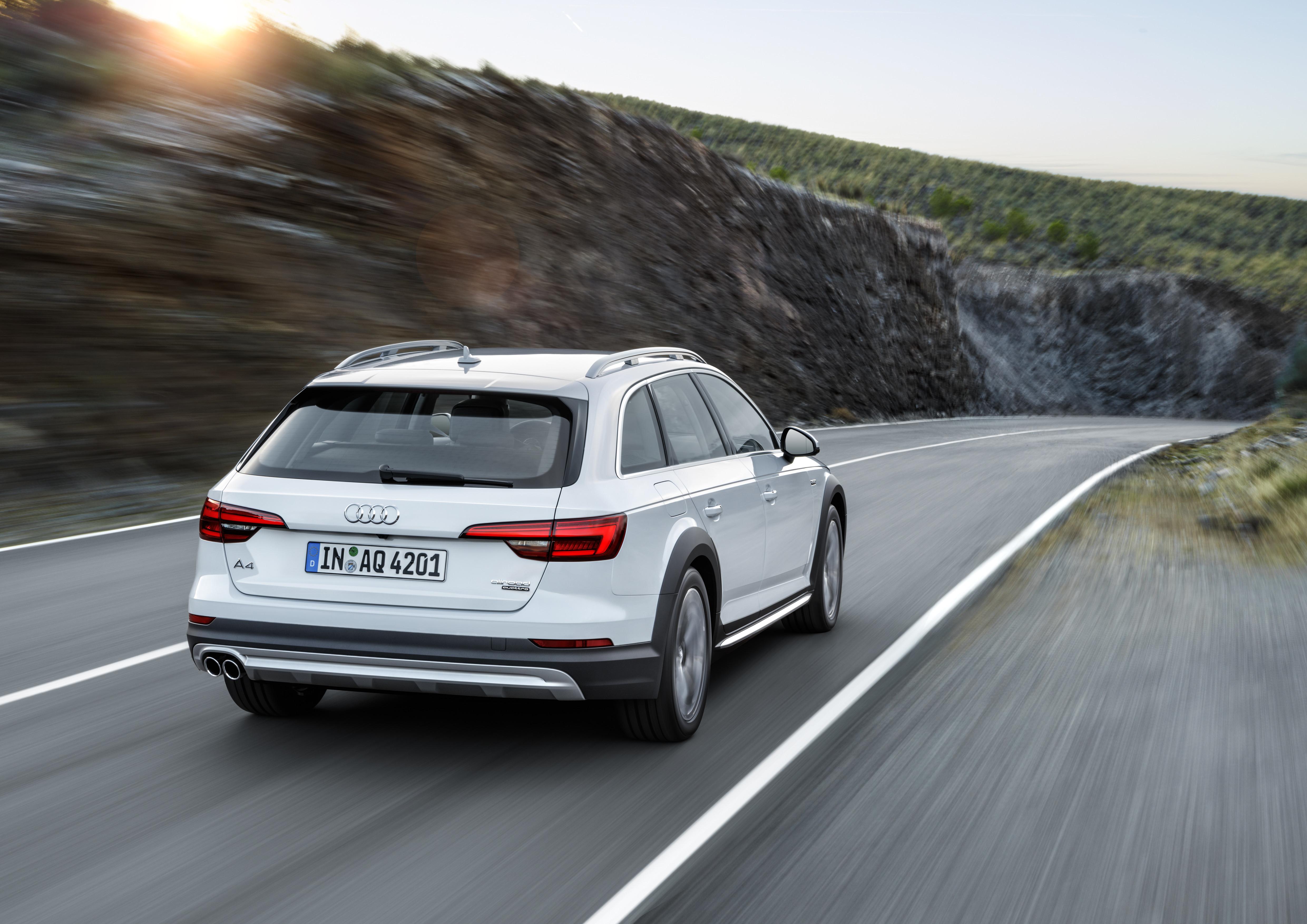 B9 Audi A4 Allroad Quattro Is A Go Anywhere A4 Avant Paul