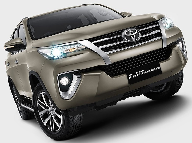 2016 toyota fortuner  u2013 indonesian launch this month