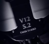 Aston Martin 5.2 twin-turbo V12