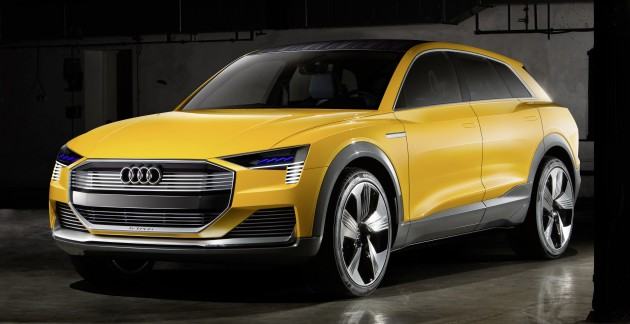 Audi to intensify development of hydrogen fuel cell