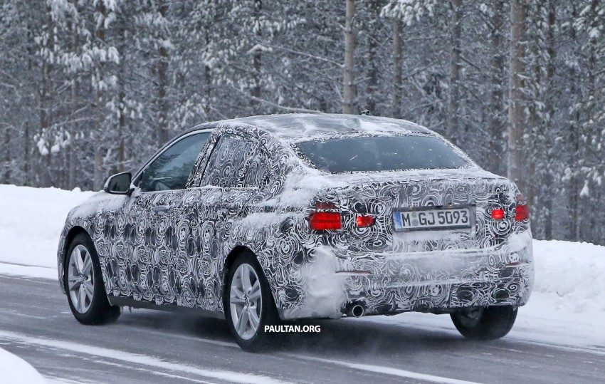 SPIED: F52 BMW 1 Series spotted in the wild, again Image #435208