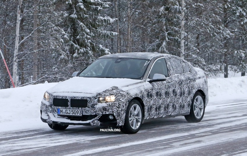 SPIED: F52 BMW 1 Series spotted in the wild, again Image #435218