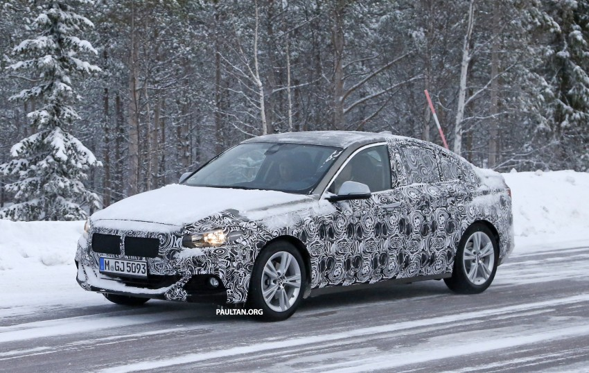 SPIED: F52 BMW 1 Series spotted in the wild, again Image #435216