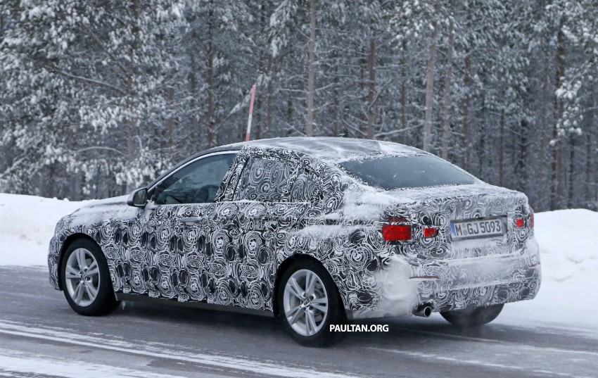 SPIED: F52 BMW 1 Series spotted in the wild, again Image #435211