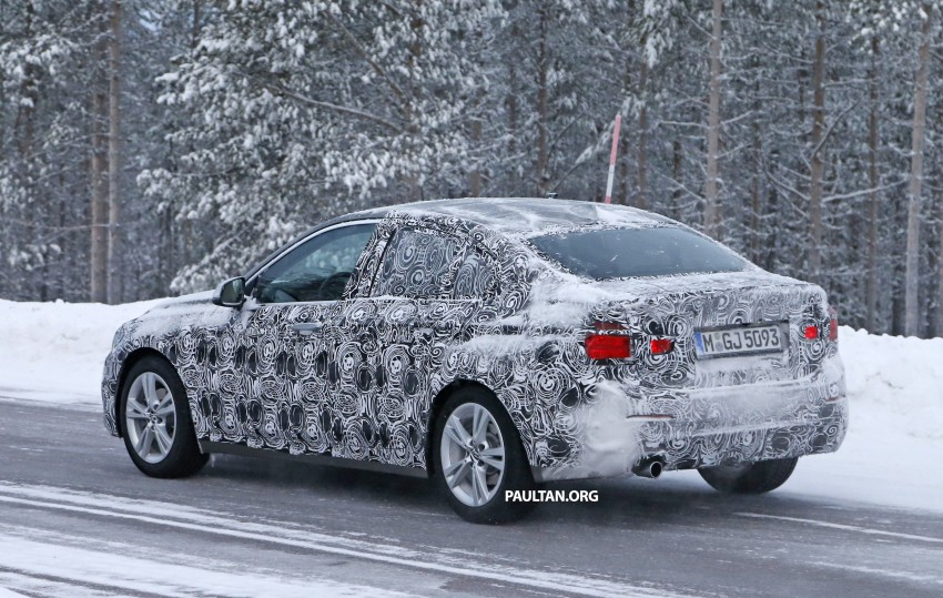 SPIED: F52 BMW 1 Series spotted in the wild, again Image #435210
