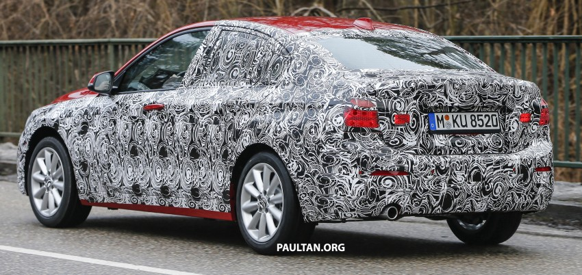 SPIED: F52 BMW 1 Series spotted in the wild, again Image #435050