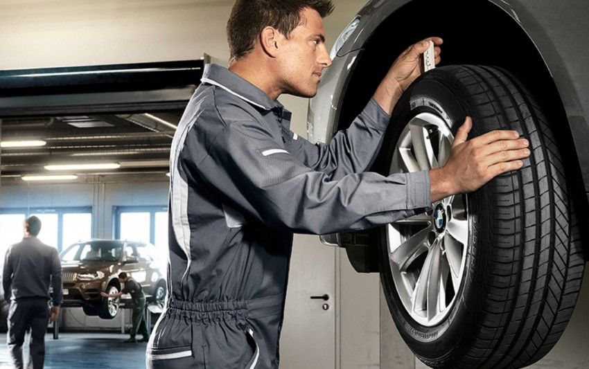 BMW Tyre Warranty Programme now here in Malaysia – 24-month coverage against tyre damage Image #429051