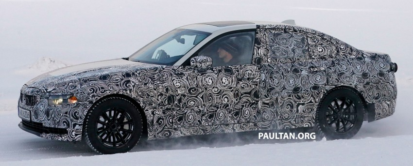 SPIED: 2018 G20 BMW 3 Series heads out for testing Image #431691