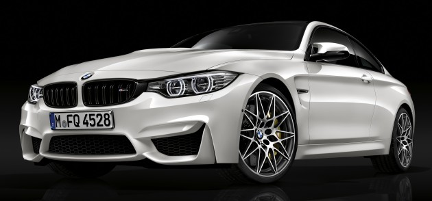 BMW M3, M4 Competition Package 4