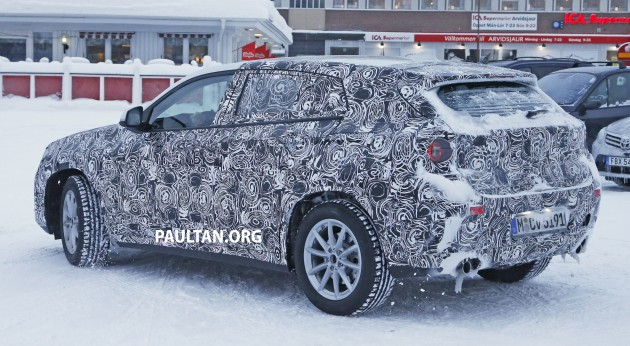 BMW X2 Winter 6