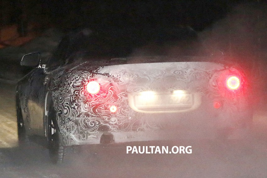 "SPYSHOTS: BMW ""Z5"" to spawn next Toyota Supra? Image #430932"