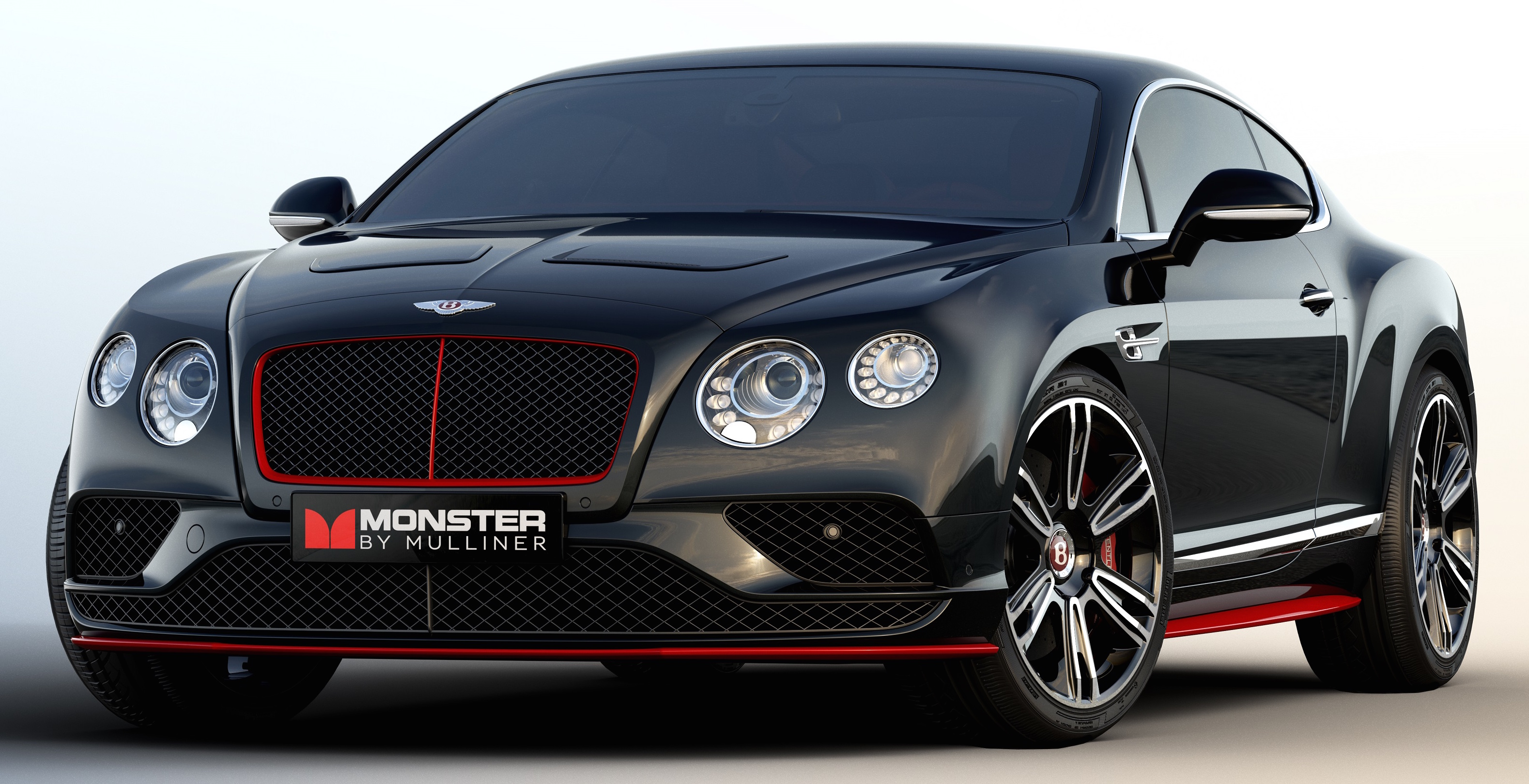 bentley continental gt monster by mulliner monster. Black Bedroom Furniture Sets. Home Design Ideas