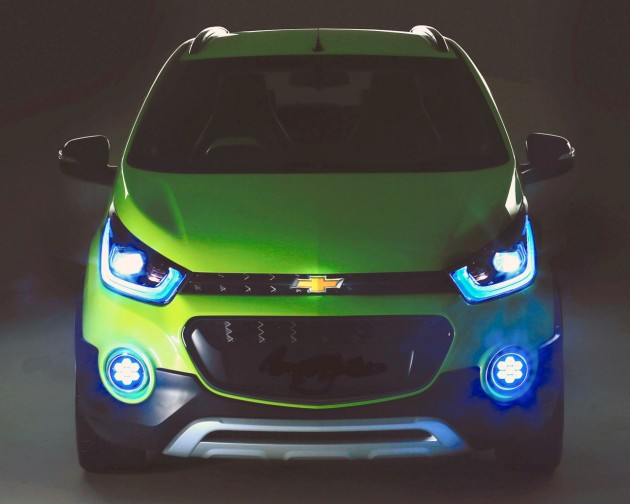 Chevrolet-Beat-Spark-Cross
