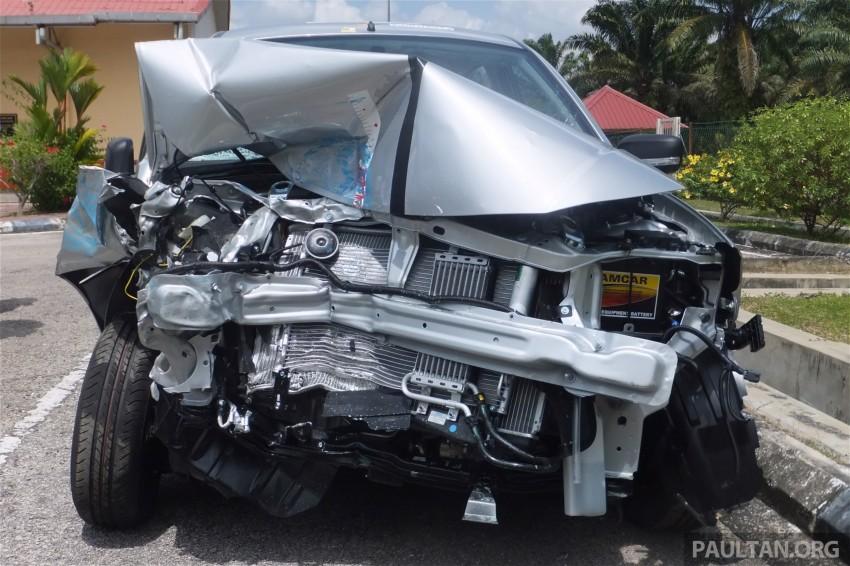 Hilang kawalan kenderaan dikenal pasti sebagai punca utama kemalangan maut pada 2015 – Bukit Aman Image #431926
