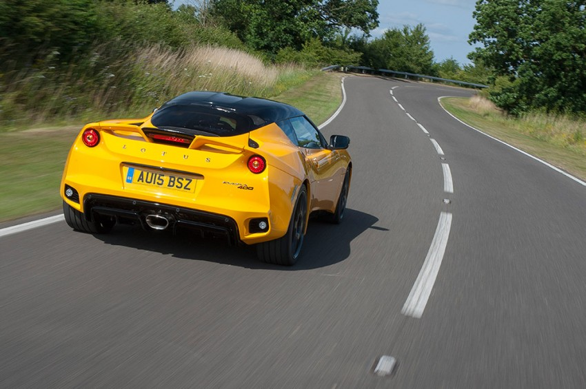 AD: Lotus Evora 400 Open Day on January 30 – test drive the fastest road car Lotus has ever built! Image #431514