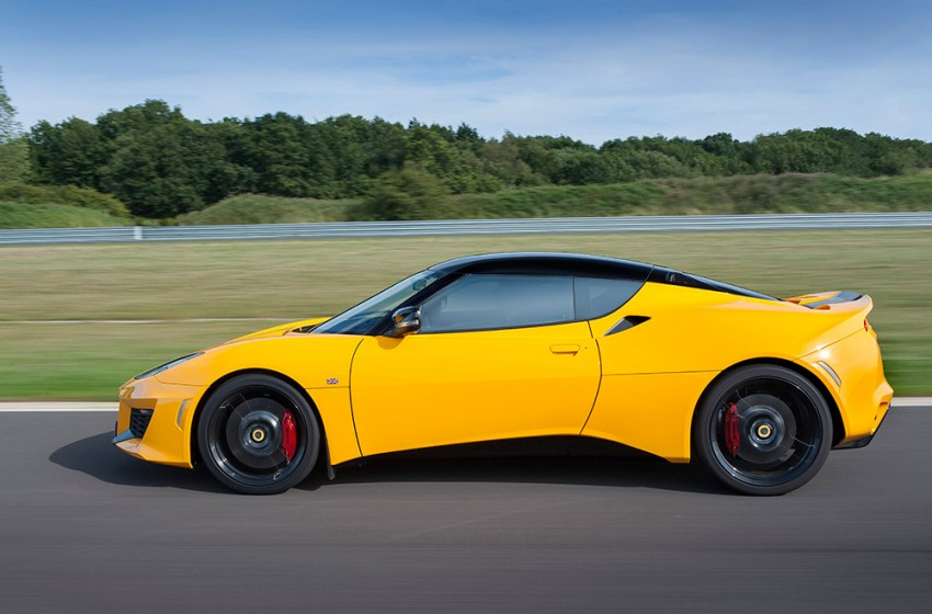 AD: Lotus Evora 400 Open Day on January 30 – test drive the fastest road car Lotus has ever built! Image #431515