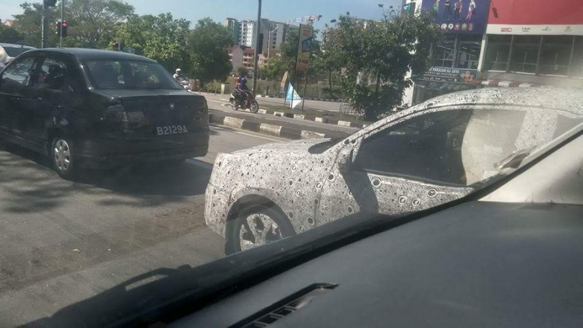 SPYSHOTS: Next Proton Saga spotted in Malaysia! Image #425997