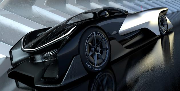Faraday Future FFZERO1 Concept 22
